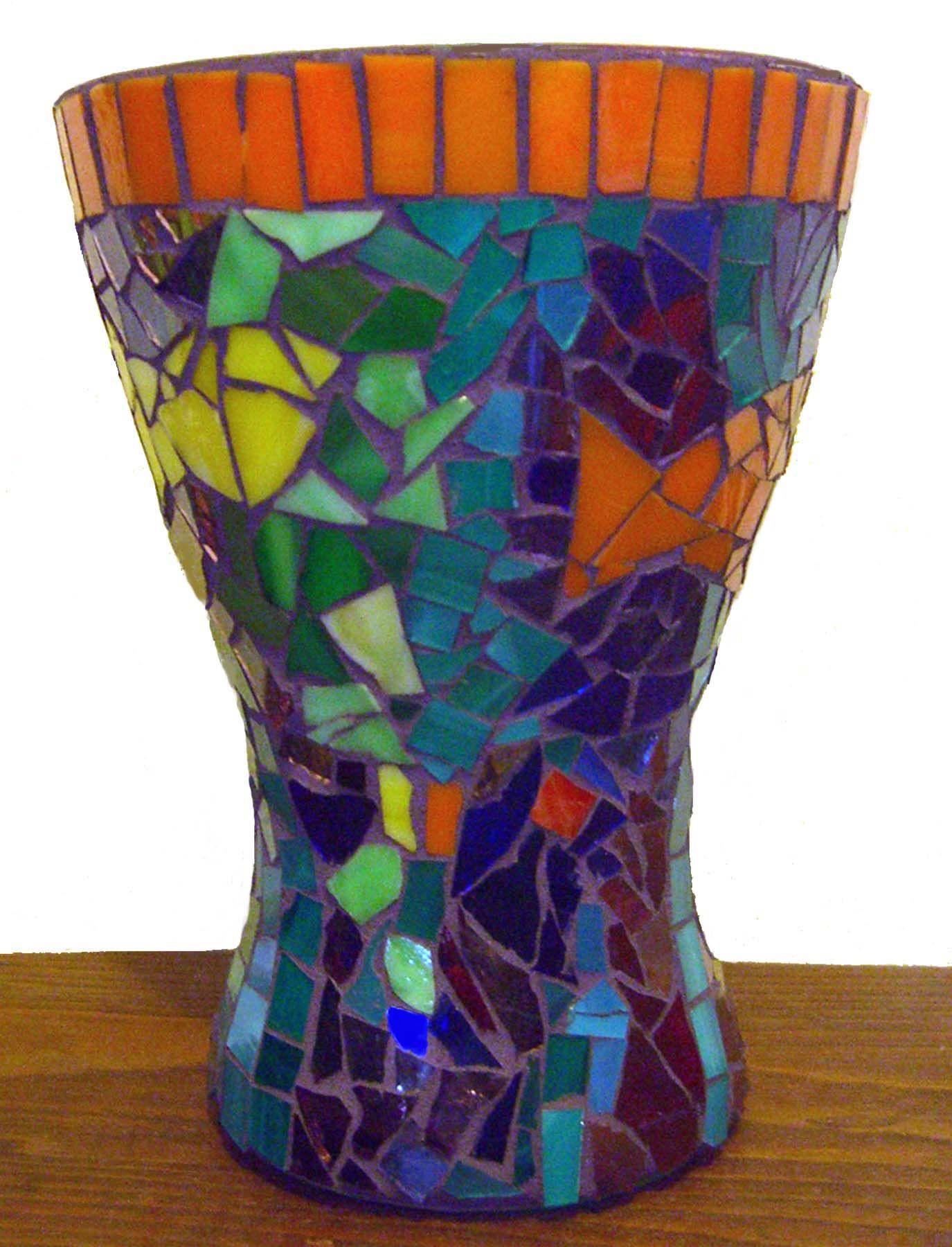 Register decorative art classes workshops mosaic for Plante verte decorative